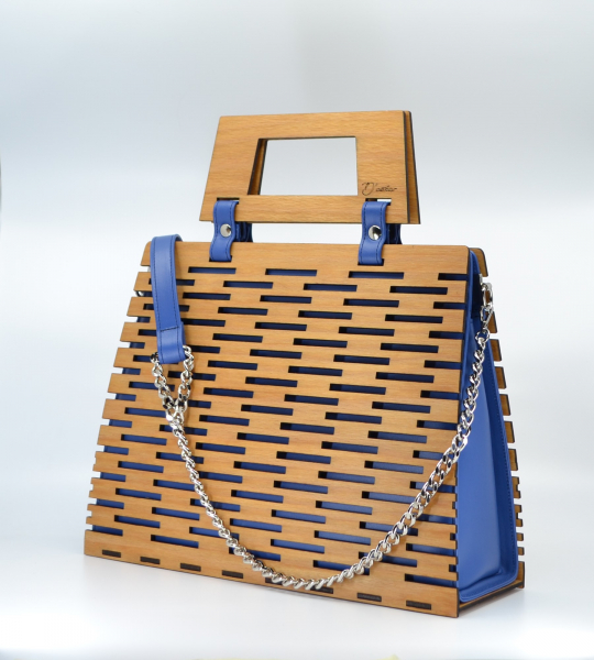 Georgina Royal Blue